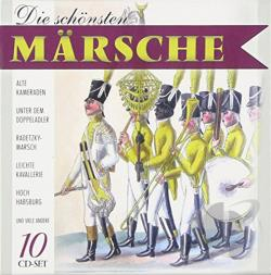 Die Schonsten Marsche - Die Schonsten Marsche CD Cover Art