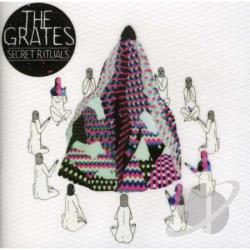 Grates - Secret Rituals CD Cover Art