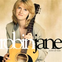 Robin Jane - Point Of View CD Cover Art