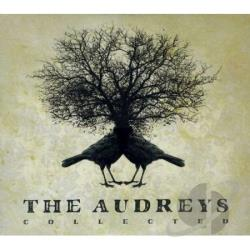 Audreys - Collected CD Cover Art