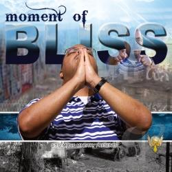 Bliss - Moment Of Bliss CD Cover Art