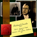 Crooks, Richard - Stanford Archive Series: Richard Crooks CD Cover Art