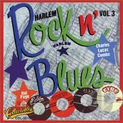 Harlem Rock n' Blues, Vol. 3 CD Cover Art