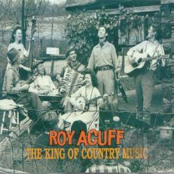 Acuff, Roy - King of Country Music CD Cover Art