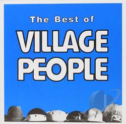 Village People - Best Of The Village People CD Cover Art