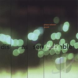 Phase Selector Sound - Disassemble Dub LP Cover Art
