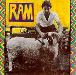 McCartney, Paul - Ram CD Cover Art