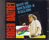 Daltrey, Roger - Rockers & Ballads CD Cover Art