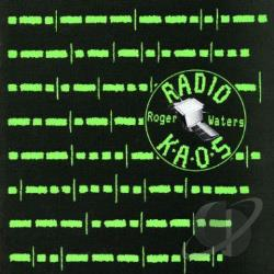Waters, Roger - Radio Kaos CD Cover Art