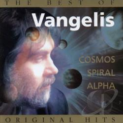 Vangelis - Best Of CD Cover Art