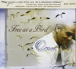 Omar - Free as a Bird CD Cover Art