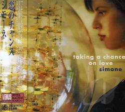 Simone - Taking A Chance On Love CD Cover Art