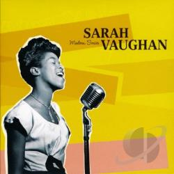 Vaughan, Sarah - Shulie a Bop CD Cover Art