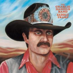 Charlie Daniels Band - Saddle Tramp CD Cover Art