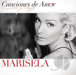 Marisela - Canciones De Amor (Love Songs) CD Cover Art
