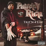 Philthy Rich - Trip'n 4 Life CD Cover Art