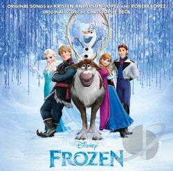 Frozen - Frozen CD Cover Art