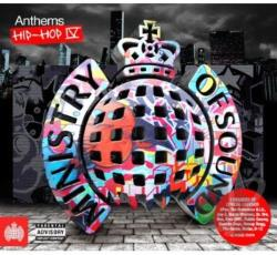 Ministry of Sound: Anthems Hip Hop, Vol. 4 CD Cover Art