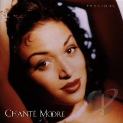 Moore, Chante - Precious CD Cover Art