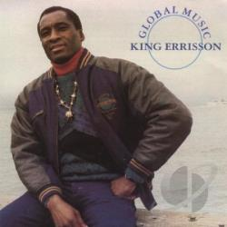 King Errisson - Global Music CD Cover Art