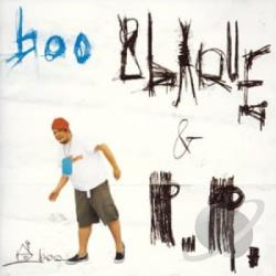 Boo - Blaque & P.P. CD Cover Art