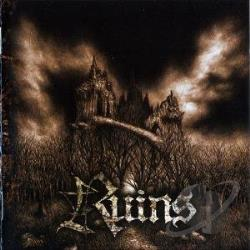 Ruins - Spun Forth As Dark Nets CD Cover Art