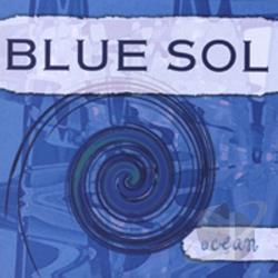 Blue Sol - Ocean CD Cover Art