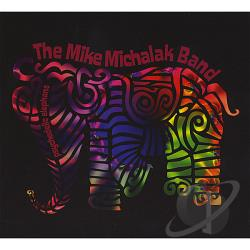 Michalak, Mike Band - Psychedelic Elephant CD Cover Art