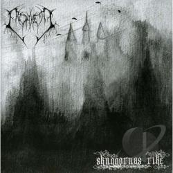 Morker - Skuggornas Rike CD Cover Art