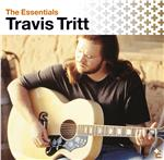 Tritt, Travis - Essentials: Travis Tritt DB Cover Art