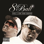 Eightball - On Da Grind, Vol. 1 CD Cover Art