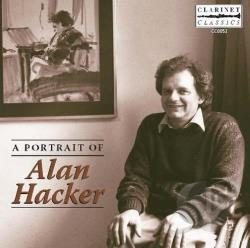 Hacker, Alan: cl - Portrait of Alan Hacker CD Cover Art