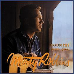Robbins, Marty - Country (1960-1966) CD Cover Art