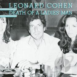 Cohen, Leonard - Death of a Ladies' Man CD Cover Art