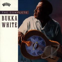 White, Bukka - Complete Bukka White CD Cover Art
