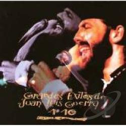 Guerra, Juan Luis - Grandes Exitos CD Cover Art