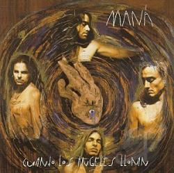 Mana - Cuando Los Angeles Lloran CD Cover Art