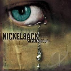 Nickelback - Silver Side Up CD Cover Art