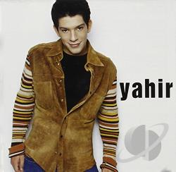 Yahir - Yahir CD Cover Art