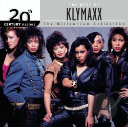 Klymaxx - 20th Century Masters - The Millennium Collection: The Best of Klymaxx CD Cover Art