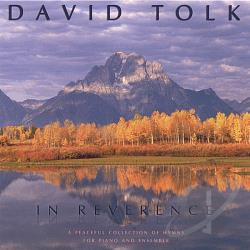 Tolk, David - In Reverence CD Cover Art