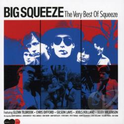 Squeeze - Very Best Of CD Cover Art