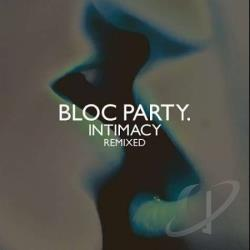 Bloc Party - Intimacy Remixed CD Cover Art