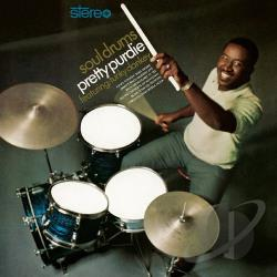 Purdie, Bernard Pretty - Soul Drums CD Cover Art