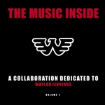 Music Inside - A Collaboration Dedicated To Waylon Jennings Vol I DB Cover Art