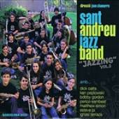 Sant Andreu Jazz Band - Jazzing Vol.2 DB Cover Art