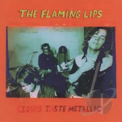 Flaming Lips - Clouds Taste Metallic LP Cover Art