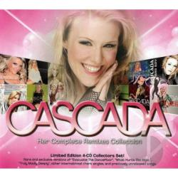Cascada - Cascada: Her Complete Remixes Album Collection CD Cover Art