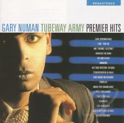 Numan, Gary - Premier Hits CD Cover Art