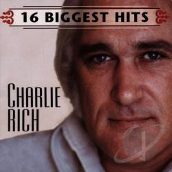 Rich, Charlie - 16 Biggest Hits CD Cover Art